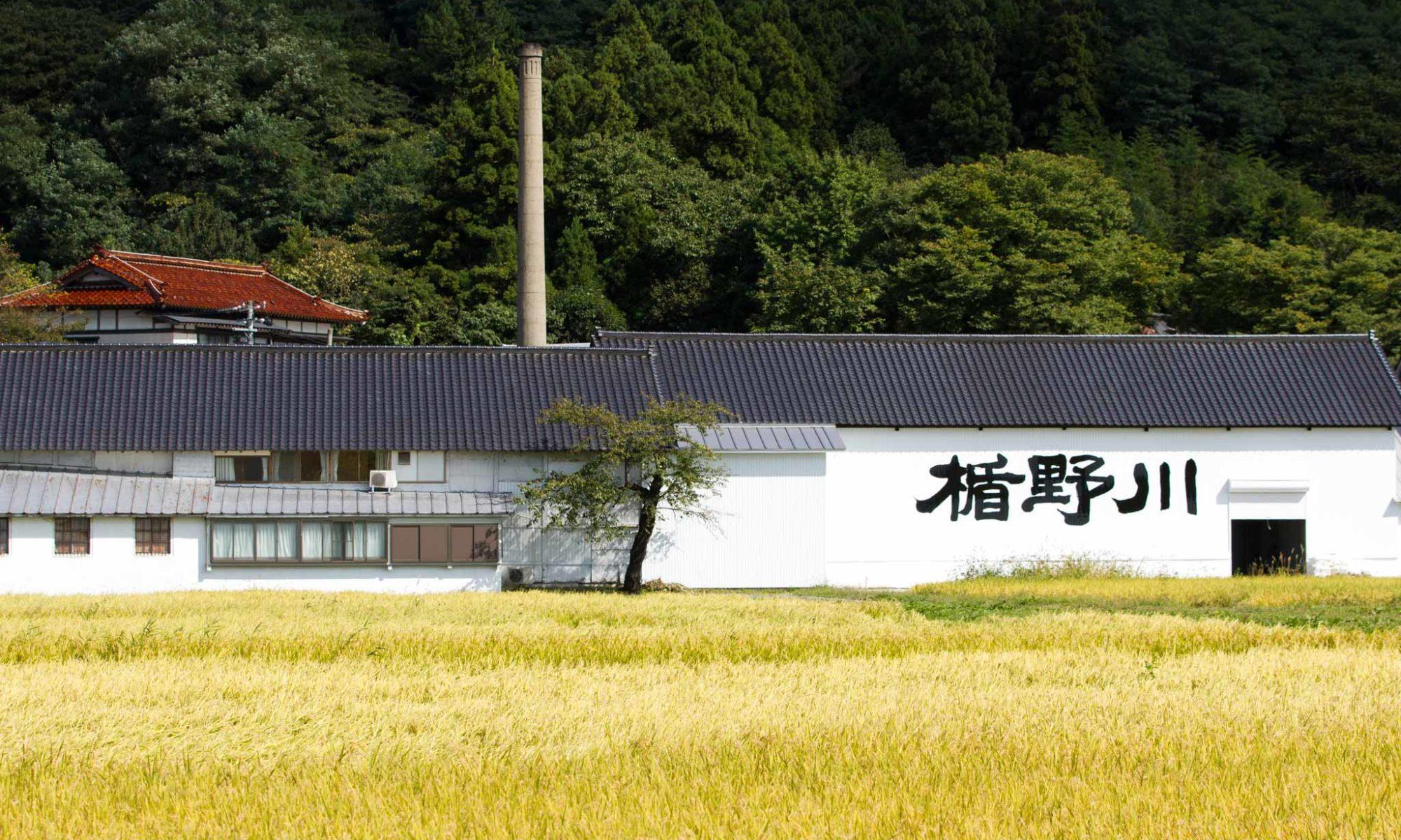 日本酒「楯野川」